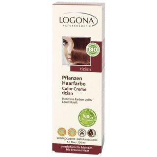 Logona Color Creme tizian - 150ml
