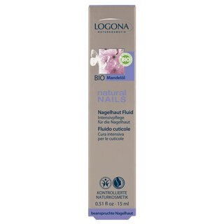 Logona Natural Nails Nagelhaut Fluid - 15ml