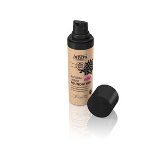 lavera Trend sensitiv Natural Liquid Foundation Ivory Nude 02 - 30ml