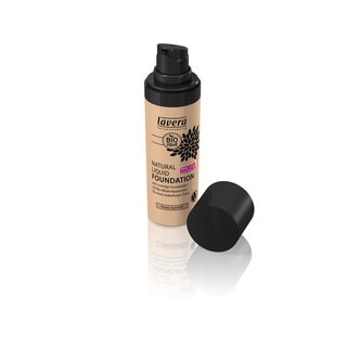 lavera Trend sensitiv Natural Liquid Foundation Honey Sand 03 - 30ml