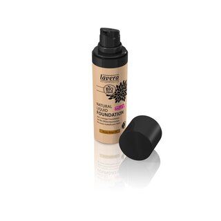 lavera Trend sensitiv Natural Liquid Foundation Honey Beige 04 - 30ml